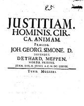 De iustitia hominis circa animam