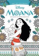 Art of Coloring  Moana