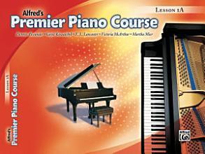 Premier Piano Course  Lesson Book 1A PDF