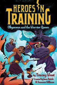 Alkyoneus and the Warrior Queen Book