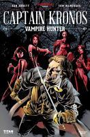 Captain Kronos   Vampire Hunter  1 PDF