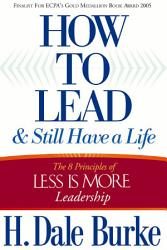 How To Lead And Still Have A Life Book PDF
