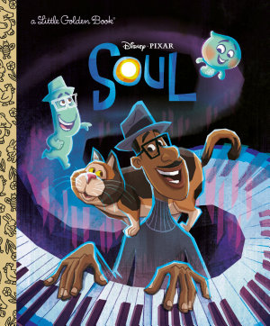 Soul Little Golden Book  Disney Pixar Soul