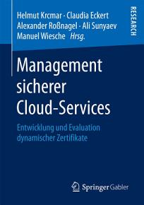 Management sicherer Cloud Services PDF