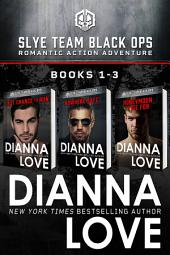 Slye Temp box set: romantic thrillers 1-3