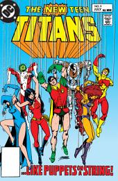 The New Teen Titans (1980-) #9