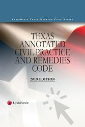 Texas Annotated Civil Practice and Remedies Code PDF