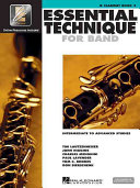 Download Essential Technique For Band Book