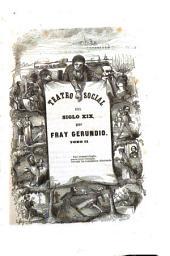 Teatro social del siglo XIX por Fray Gerundio: Volumen 2
