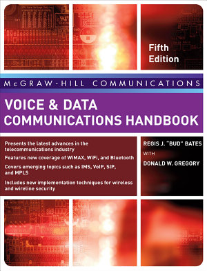 Voice   Data Communications Handbook  Fifth Edition PDF