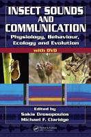 Insect Sounds and Communication PDF