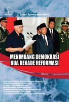 Menimbang Demokrasi Dua Dekade Reformasi PDF