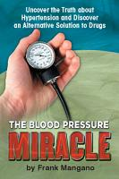 The Blood Pressure Miracle PDF