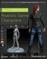 ZBrush Studio Projects PDF