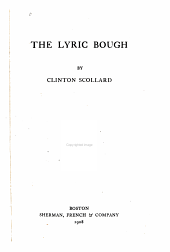 The Lyric Bough