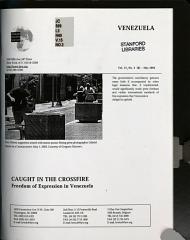 Venezuela  Caught in the Crossfire PDF