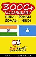 3000  Hindi   Somali Somali   Hindi Vocabulary PDF