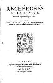 Des recherches de la France