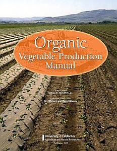 Organic Vegetable Production Manual PDF