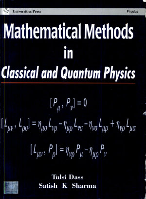 Mathematical Methods In Classical And Quantum Physics