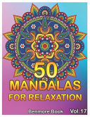 50 Mandalas For Relaxation