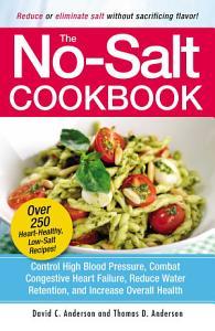 The No Salt Cookbook Book