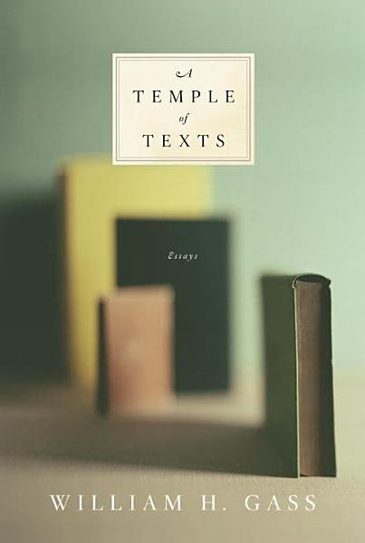 Download A Temple of Texts Book