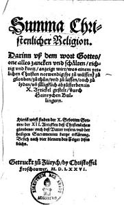 Summa Christlicher Religion PDF