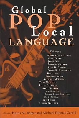 Global Pop  Local Language PDF