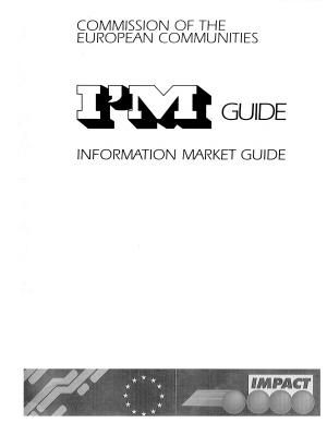 Information Market Guide PDF