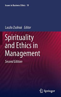 Spirituality and Ethics in Management PDF