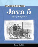 Starting Out with Java 5 PDF
