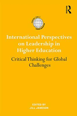 International Perspectives on Leadership in Higher Education