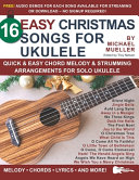 16 Easy Christmas Songs for Ukulele PDF