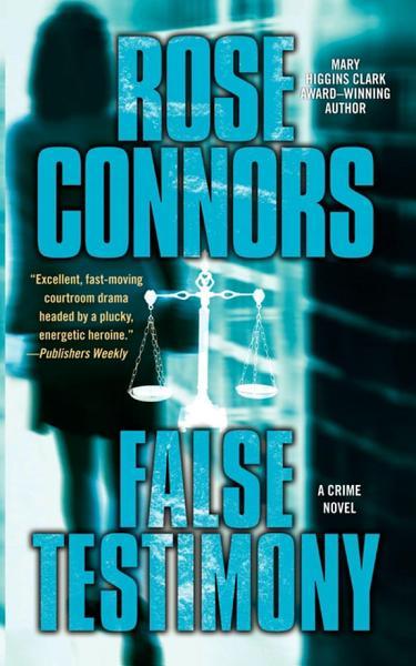 Download False Testimony Book