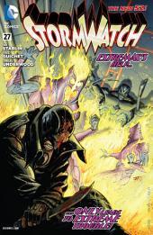 Stormwatch (2012-) #27