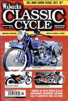 WALNECK S CLASSIC CYCLE TRADER  NOVEMBER 2004 PDF