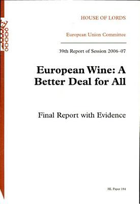 European wine PDF
