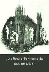 Les Livres d'heures du duc de Berry
