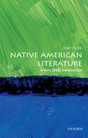 Native American Literature: A Very Short Introduction