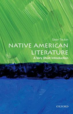 Native American Literature  A Very Short Introduction