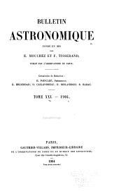 Bulletin astronomique: Volume 21