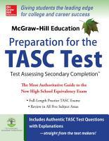 McGraw Hill Education TASC PDF