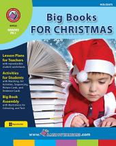 Big Books For Christmas Gr. PK-1