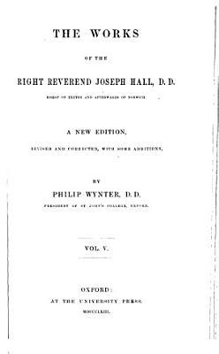 The Works of the Joseph Hall  5 PDF