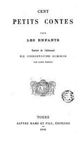 Cent petits contes pour les enfants