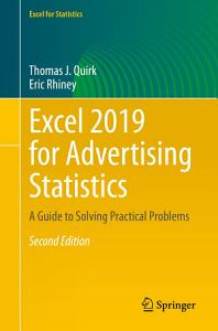 Excel 2019 for Advertising Statistics