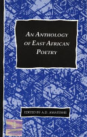 An Anthology of East African Poetry PDF