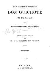 De vernuftige jonkheer Don Quichote van de Mancha: Volume 2