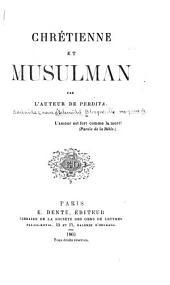 Chrétienne et Musulman